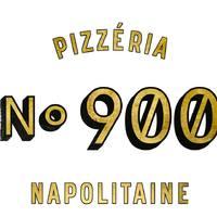 Pizzéria No.900 logo Serveur / Serveuse Livreur  Busboy MaItre D  resto emploi restaurant