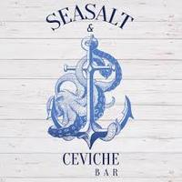 Seasalt and ceviche  logo