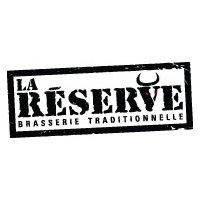 BRASSERIE LA RÉSERVE logo Cuisinier et Chef resto emploi restaurant