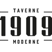 1909 Taverne Moderne LVL logo Hôte / Hôtesse  resto emploi restaurant