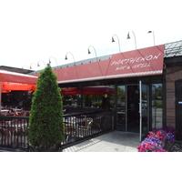 Restaurant Parthenon logo Bartender / Barmaid Host / Hostess Waiter / Waitress resto emploi restaurant