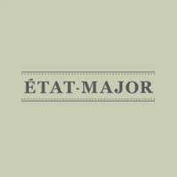 Etat-Major logo Cuisinier et Chef resto emploi restaurant