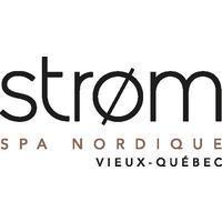 Strom Spa Québec logo Gérant / Superviseur resto emploi restaurant