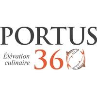 Restaurant Portus 360 logo