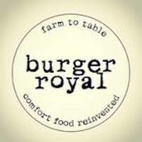Restaurant Burger Royal logo Dishwasher Busboy resto emploi restaurant