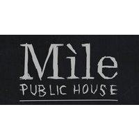 Mile public House Blainville logo Gérant / Superviseur MaItre D  Directeur resto emploi restaurant