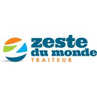 Zeste du monde Traiteur  logo Livreur  resto emploi restaurant