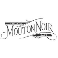 Mouton Noir Traiteur & Café logo Cuisinier et Chef Plongeur Livreur  resto emploi restaurant