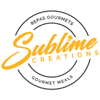 Sublime Creations Gourmet Meals logo Cook & Chef  resto emploi restaurant