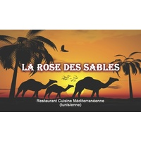 Restaurant La Rose des Sables logo Serveur / Serveuse resto emploi restaurant