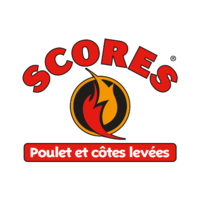 Scores logo Plongeur resto emploi restaurant