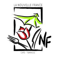 Café-Terrasse La Nouvelle-France logo Dishwasher resto emploi restaurant