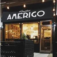 Bistro Amerigo logo Commis générales de cuisine Cuisinier et Chef Pizzaiollo resto emploi restaurant