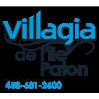villagia de l'ile paton logo Serveur / Serveuse resto emploi restaurant