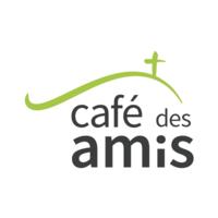 Café des amis logo Serveur / Serveuse Busboy Barista resto emploi restaurant