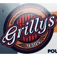 Grillys9305 logo Waiter / Waitress Driver / Delivery resto emploi restaurant
