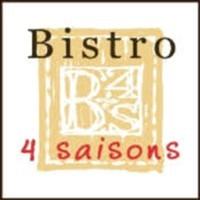 Bistro 4 saisons logo Cuisinier et Chef resto emploi restaurant