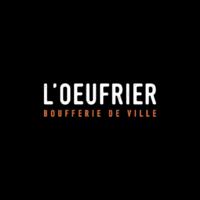 l'oeufrier St-rose  logo Cuisinier et Chef Plongeur Hôte / Hôtesse  Busboy resto emploi restaurant