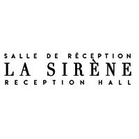 Banquet La Sirene logo Waiter / Waitress Busboy Maitre D resto emploi restaurant