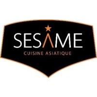 Sésame restaurant logo resto emploi restaurant