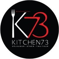 Kitchen73  logo Traiteur Cuisinier et Chef Plongeur Serveur / Serveuse Busboy Directeur resto emploi restaurant