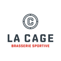 La Cage Brasserie Sportive Rimouski Centre-ville logo Cuisinier et Chef resto emploi restaurant
