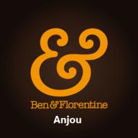 Ben & Florentine Anjou logo