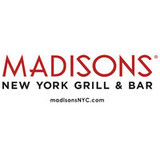 Madisons Restaurant and Bar logo Bartender / Barmaid Service Counter / Kitchen Staff Cook & Chef  Dishwasher Host / Hostess Manager / Supervisor  Waiter / Waitress Maitre D Manager resto emploi restaurant