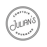 Julian's comptoir gourmand logo Service Counter / Kitchen Staff Caterer Cook & Chef  resto emploi restaurant