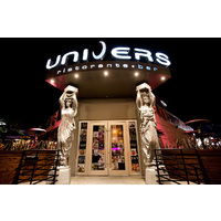 UNIVERS RESTO BAR LAVAL logo Host / Hostess Busboy resto emploi restaurant