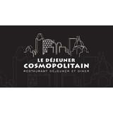 Déjeuner Cosmopolitain logo Host / Hostess Waiter / Waitress Busboy resto emploi restaurant
