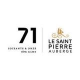 Hotel 71/Le Saint-Pierre, auberge distinctive logo