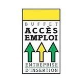 Buffet Accès Emploi logo Commis générales de cuisine Cuisinier et Chef resto emploi restaurant