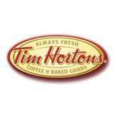 Tim Hortons logo Divers resto emploi restaurant
