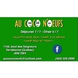 Au Coco N'Oeufs logo Cuisinier et Chef resto emploi restaurant
