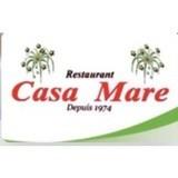Restaurant casa mare logo Commis générales de cuisine Plongeur resto emploi restaurant