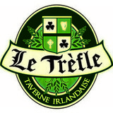 Le Trèfle logo Service Counter / Kitchen Staff Cook & Chef  resto emploi restaurant