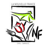 La Nouvelle France logo Cook & Chef  resto emploi restaurant