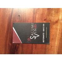 salumi vino logo Serveur / Serveuse resto emploi restaurant