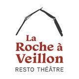 La Roche à Veillon resto/théâtre logo Cuisinier et Chef resto emploi restaurant