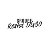 RestosDix30 logo Cuisinier et Chef resto emploi restaurant