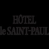 Hôtel le Saint-Paul logo