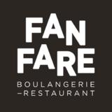 Boulangerie fanfare logo Cuisinier et Chef resto emploi restaurant