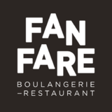 Boulangerie fanfare logo Serveur / Serveuse Barista resto emploi restaurant