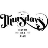 Thursday's logo