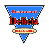 Restaurant Delicia logo Service Counter / Kitchen Staff Cook & Chef  Pizzaiollo resto emploi restaurant