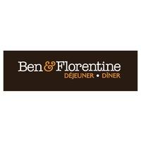Ben & Florentine - Centre Ville (Mansfield) logo Cuisinier et Chef resto emploi restaurant