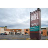Hotel Le Mirage logo Bartender / Barmaid resto emploi restaurant