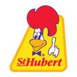 St-Hubert logo Commis générales de cuisine Serveur / Serveuse Livreur  resto emploi restaurant