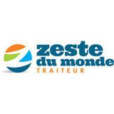 Zeste du monde, Traiteur logo Traiteur Livreur  resto emploi restaurant